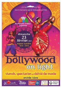 Bollywood on Light